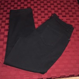 (NW) Black Jeans